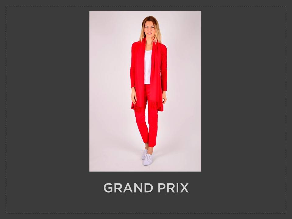 ALOHA uniforme Grand Prix
